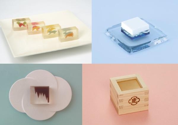「とらや 東京ミッドタウン店ギャラリー」の特別展で限定和菓子14品を再販♪ 過去5年の企画展で作られたアートな和菓子が大集合