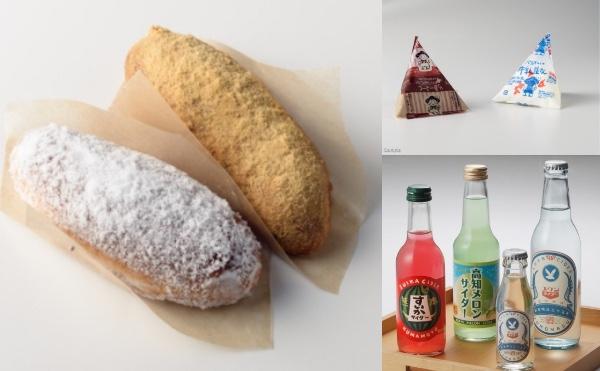 【昭和レトロ】揚げパン、三角牛乳、クジラの立田揚げ…昔なつかしフードがそろう「日本橋タカシマヤの夏祭り」へGO!