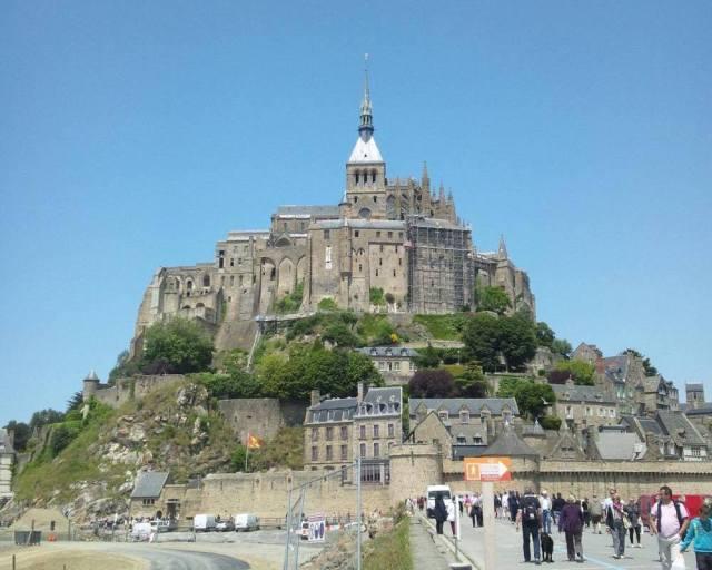 プロポーズされたい場所第1位はフランスのモン・サン=ミッシェル!! 世界遺産にまつわるアンケートが色々羨ましい件