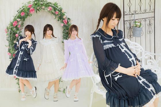 産前産後も可愛く着られる♡ ロリータ女子待望の「ロリィタマタニティワンピース」