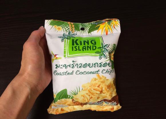 KALDI元店長が激推しする「キングアイランド ココナッツチップス」は絶品! だたし入荷して即完売なので注意だよ