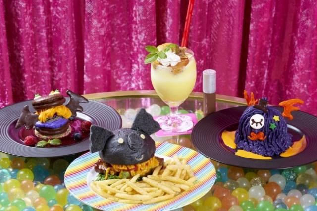 ガングロな「コアラのマーチバーガーに」びっくり…ロッテの人気商品を使ったハロウィンカフェが原宿に登場だよ♪