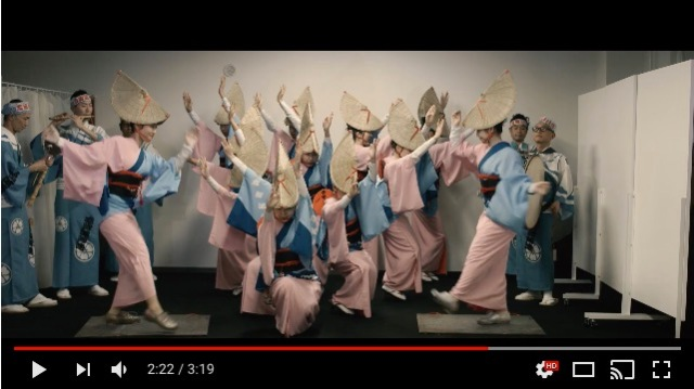 高円寺の阿波踊りとタップダンサーが夢の競演を果たした「AWAODORI TAP」が見ごたえたっぷり!