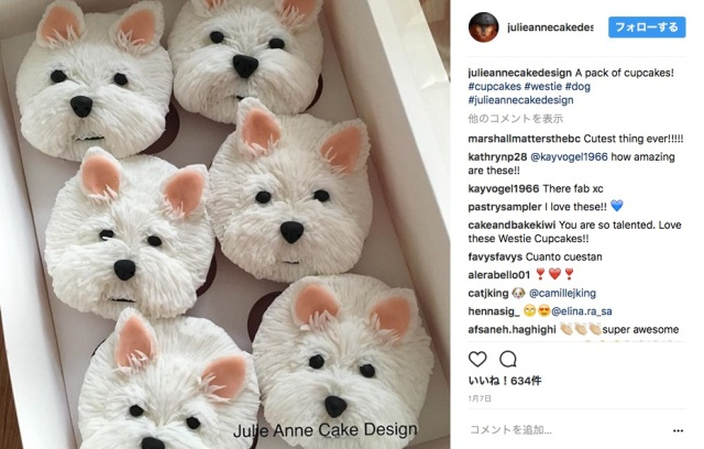 ふわふわの毛並みまで見事に再現! 海外のケーキアーティスト作るワンコケーキに目が釘づけ!!
