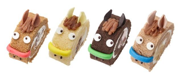 【UMAJOも感激】馬モチーフのケーキに蹄鉄型のシュークリーム…中山競馬場の限定スイーツがフォトジェニックでかわゆいよ!