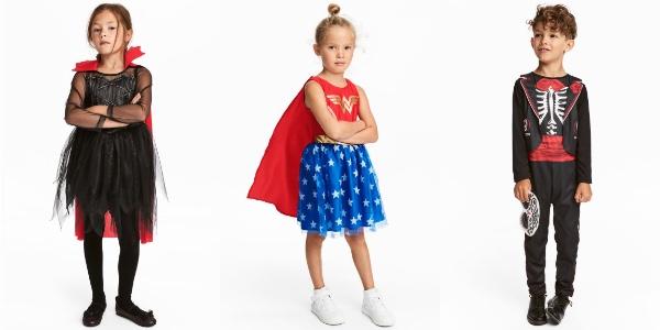 キッズ用のハロウィン衣装を探しているなら「H&M」で決まり☆ プチプラなのに超充実したラインナップなのです