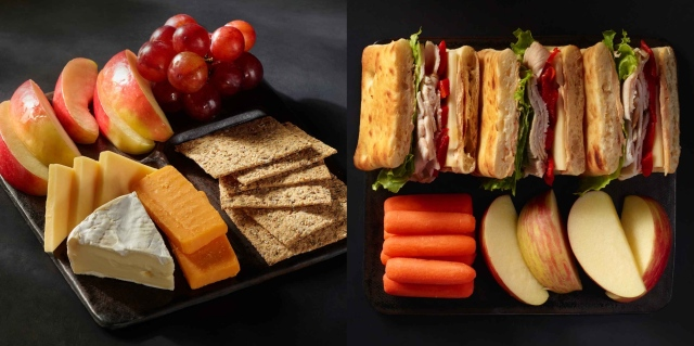 海外のスタバには「お弁当」みたいなセットがある! タンパク質&フルーツたっぷりでダイエット中のランチに良さそうです