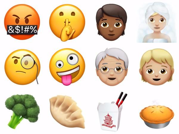 アップル製品の新しい絵文字に「手話」「ジェンダーレス」「架空の生き物」などが新たに登場♪ コミュニケーションの幅が広がりそうです