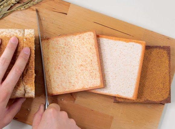 おいしそう…だけど食べられない! 食いしん坊女子が歓喜する圧倒的食パンなノートに注目ですっ!