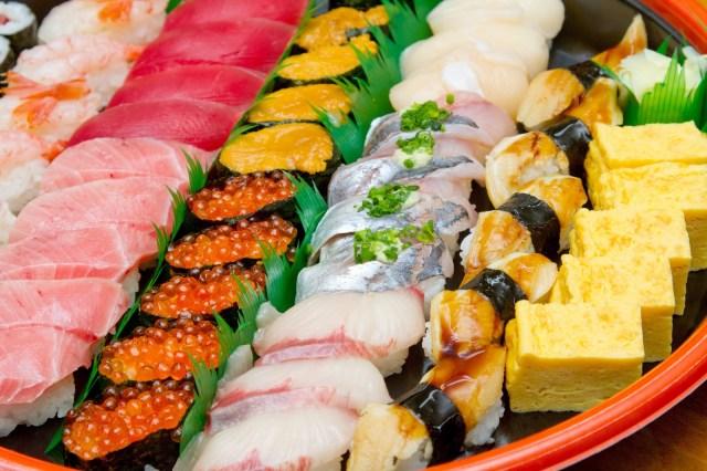 地域によって人気の寿司ネタに変化が! 中国・四国地方では「えび」、九州・沖縄は「えんがわ」など【11月1日は すしの日】