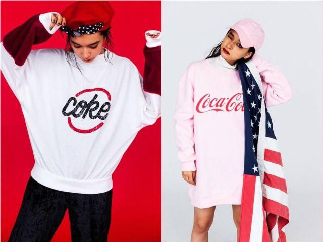 ラフォーレ原宿でコカ・コーラとのコラボ企画実施中! 各ブランドとコラボしたレトロでモダンなアイテムが30種類以上そろいます♪