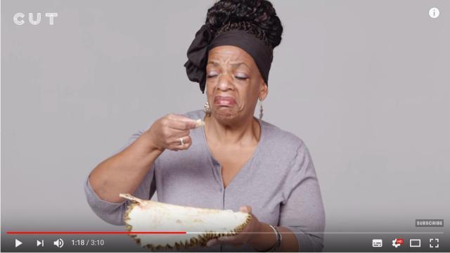 アメリカ人は「ドリアン」を知らない!? 100人集めて食べてもらった結果「アレみたいなにおい」など凄まじい反応が!