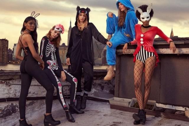 H&Mのハロウィンがキュートかつホラーな欲張りデザインで最高♪ どれもプチプラだから売り切れる前にお店へ急げー!