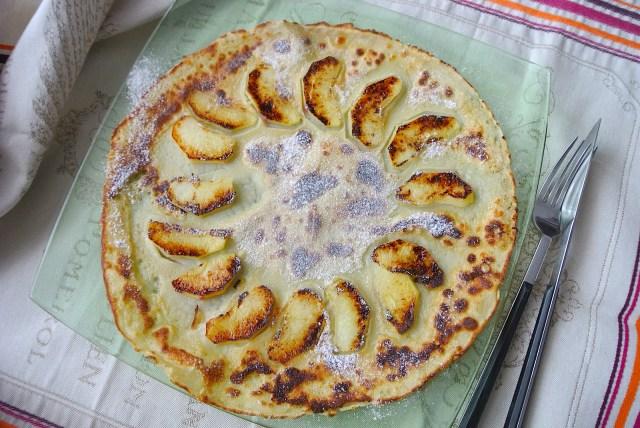 【簡単レシピ】コンビニの材料だけで作れる薄型パンケーキ「パンネクック」 / カリカリッ&もっちり食感がたまりません♪