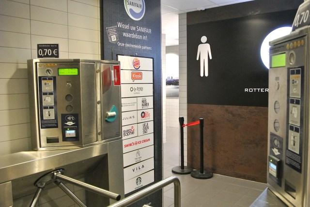 駅のトイレを使うだけでスタバやバーガーキングが割引に! 日本と違うオランダの電車文化を体験してきたよ