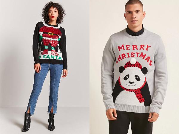 【欲しい】二度見しちゃうほどダサい☆ FOREVER21のダサいセーターが今年もいい感じにギンギラギンだぞー!