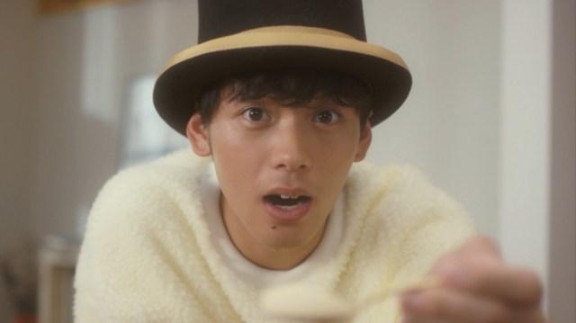 【ドキドキ】スノーマンに扮した竹内涼真にアイスを「あ~ん♡」と食べさせてもらえるウェブドラマがご褒美すぎ♪
