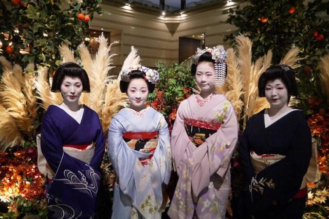 憧れの舞妓さんと気軽におしゃべりできる♪ 激レアイベント「舞妓バー」が京都ブライトンホテルで開催されるよぉ~!