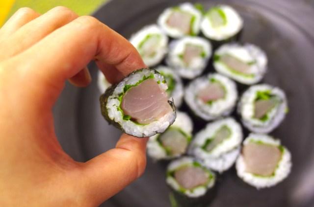 幻のお寿司「白鉄火」を作ってみたよ! なぜ定番寿司にならないのか不思議なほどウマイ