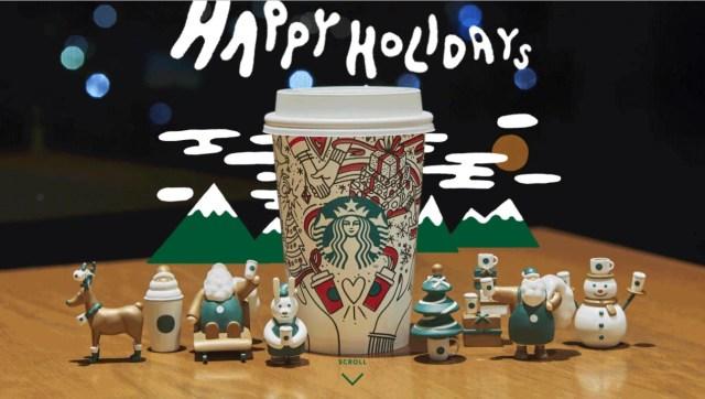 【本日から】スタバ限定フィギュア「コーヒーサンタ」が先着でもらえちゃう♡ プレゼントにeGiftのドリンクチケットはいかが?