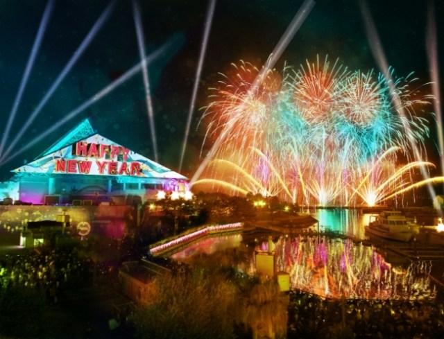 2017年の大みそかは横浜・八景島シーパラダイスでカウントダウン! 約3000発の花火がドッカーンと上がるよ☆