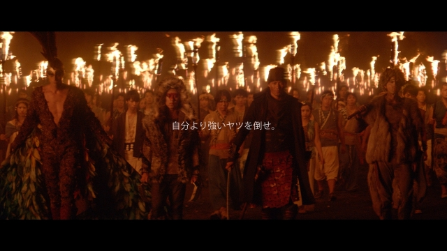 【ど迫力】ペプシCM『桃太郎』シリーズがついに「最終章」 / 最大のピンチを迎えた桃太郎を救ったのは野村周平率いる一般応募者たちだった