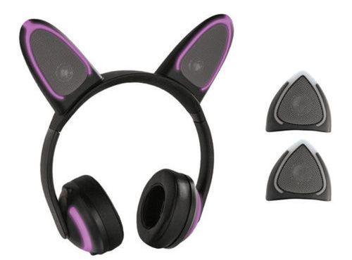 LEDが光るネコ耳ヘッドフォンがバージョンアップ! ベア耳やウサ耳も選べる「どうぶつの耳ヘッドフォン」シリーズが登場したよ