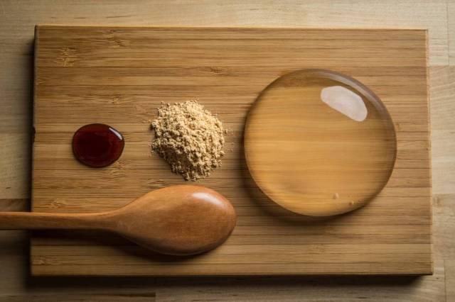 海外版の水信玄餅「レインドロップ・ケーキ」が作れるキットを発見♪ アメリカならではのカラフルなアレンジも