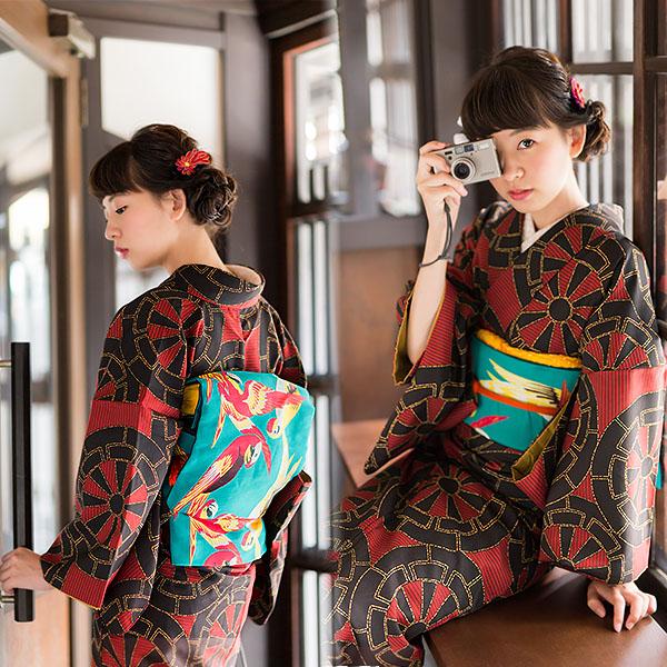 「着物でお出かけ」が即叶う☆ 着付けに必要なアイテム一式が3万円でそろう「はじめてのきもの」セットが優秀そう!