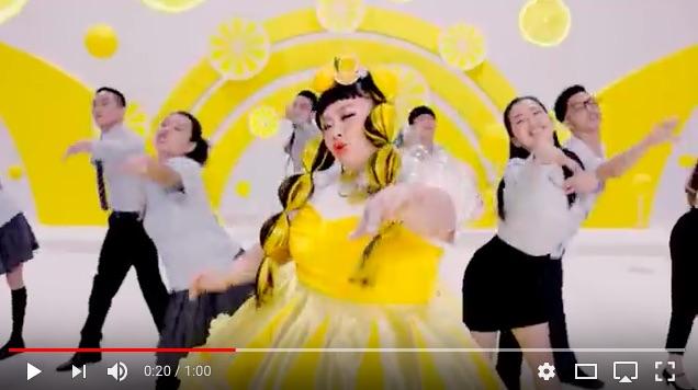 渡辺直美が出演する台湾「C&Cレモン」CMがポップで可愛い~♡ 斬新すぎるラストシーンまで1秒たりとも目が離せません