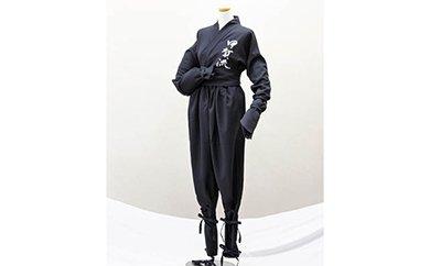 滋賀県甲賀市にふるさと納税すると「忍者衣装」がもらえちゃうぞー!! 短時間で着られて動きやすいらしい