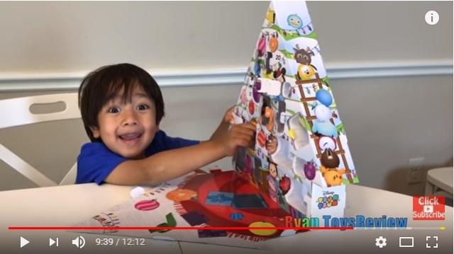 【億万長者】6歳の海外YouTuber、おもちゃ紹介動画で年間12億円以上を稼ぐ! ブレイクのきっかけとは!?