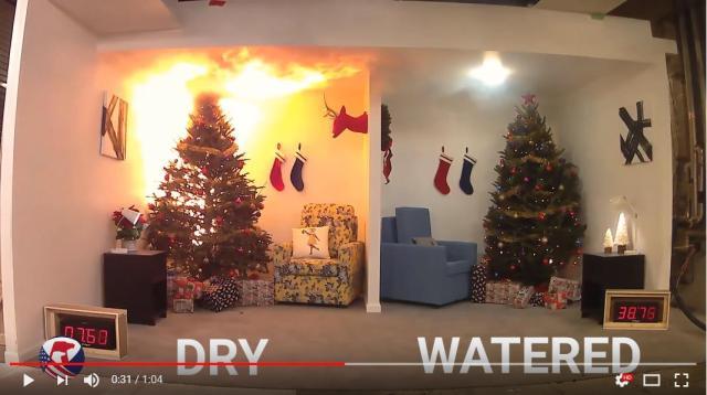 【注意喚起】クリスマスツリーの発火事故に気をつけて! 「電球やコードの破損」や「燃えるものが近くにないか」を要チェック