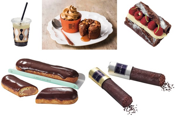 【サロン・デュ・ショコラ2018】「チョコ界のコミケ」はイートインを要チェック! 会場限定スイーツを紹介するよ♪