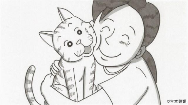 鉄拳パラパラ漫画初の【猫のものがたり】動画が再生回数100万回突破! 手嶌葵のBGMにさらにホロリと泣かされます!!