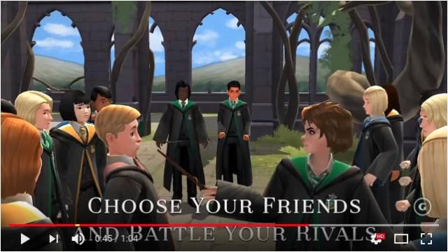 【ファン歓喜】ハリーポッターのゲームが2018年中にリリース予定! ホグワーツに通いながら魔法を勉強したり友達と対決できるそうです