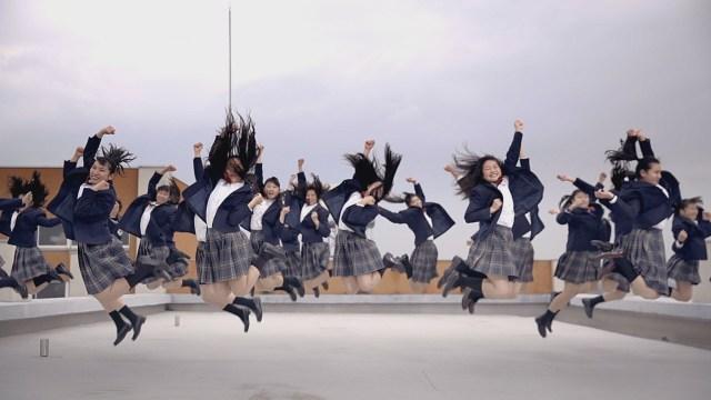 【鳥肌】バブリーダンスから一転! 登美丘高校ダンス部が映画『グレイテスト・ショーマン』主題歌を等身大で踊る姿に心が震える…