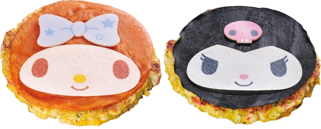 マイメロディ&クロミの顔のお好み焼きが作れちゃう! 「お好み焼 道とん堀」のコラボキャンペーンが楽しそう!!