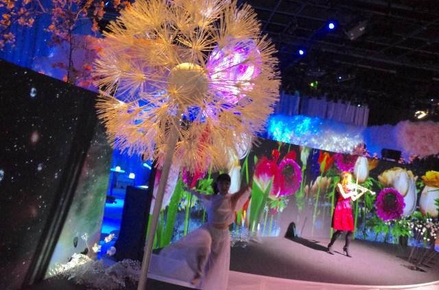 【大人気】日本一早いお花見「FLOWERS by NAKED 2018」で見逃せないポイント5つ紹介! 花舞うサプライズに感動しっぱなし