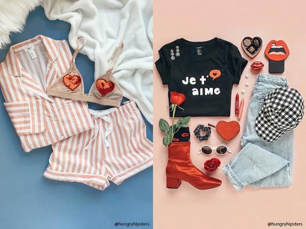 バレンタインの勝負服&勝負下着に迷ったら「フォーエバー21」へGO! 可愛いものから色っぽいものまで種類豊富だよ♪