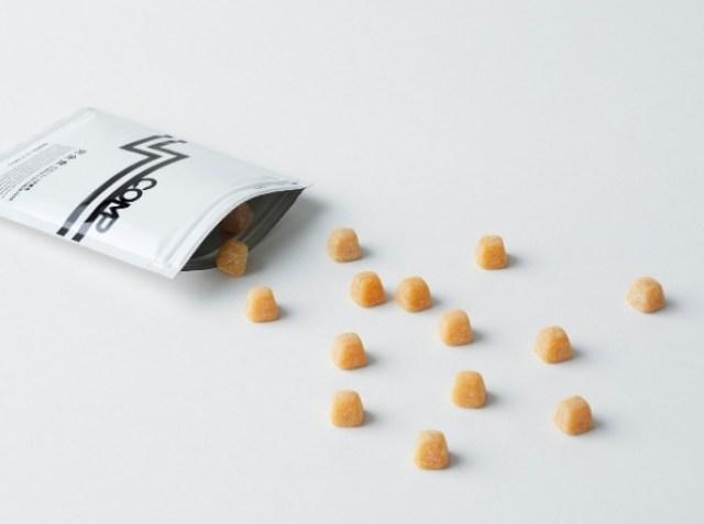 UHA味覚糖が共同開発した「完全食グミ」が超未来的! 1日に必要な栄養素が摂取できちゃいます