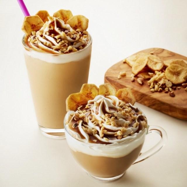 んまそおおおお! タリーズの新作は季節限定「バナナッツソイラテ」☆ メープルバナナソースと豆乳ホイップに甘やかされよう