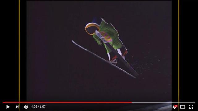 冬季オリンピック開催中だからこそ振り返る「ガチャピンのスキージャンプ」の凄さ / フィギュアやモーグルも挑戦していました