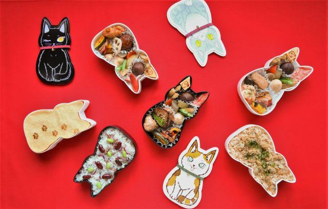 【猫の日】「猫型お弁当」をはじめ猫グッズが新宿小田急に集結! 猫好きさんのテンション爆上がりなイベントが開催されますっ!!
