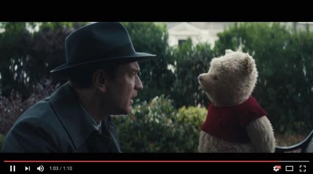 【衝撃の本物感】実写映画化される「くまのプーさん」が超本物のプーさんだった!! 動くプーさんのあまりのかわいさに悶絶