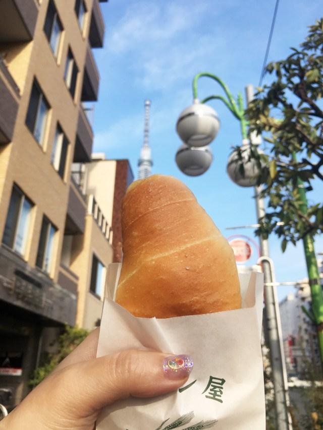 塩パン発祥の店「パン・メゾン」が東京に進出してた〜っ! 温かいパンからジュワっとバターが溶け出して至福すぎる!