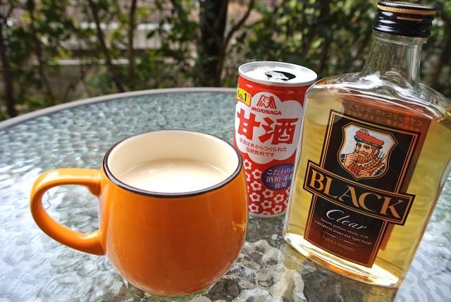 甘酒×ウイスキーの相性はいかに!? ニッカウヰスキーが紹介する「ホット甘酒ウイスキー」を飲んでみたよ!