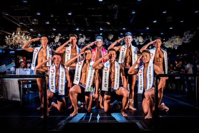 自衛隊で1番の美マッチョを決める大会「自衛隊ベストボディ2018」が開催されるよ! 陸・海・空の隊員の健康的な筋肉に釘付けです♡