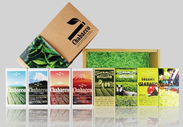 タバコじゃないよ、日本茶だよ! 静岡県のおしゃれなスティック茶「チャバコ」って知ってる?