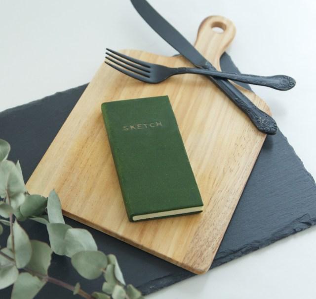 【コクヨハク2018】食べられる手帳ですと? あのロングセラー手帳「測量野帳」がチョコになっちゃった!! 各日限定100個の激レアアイテムです